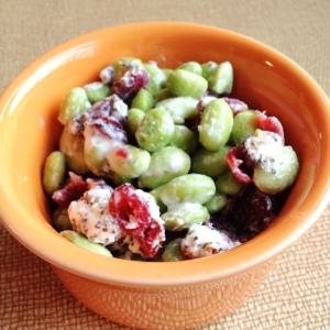 Edamame Cranberry Salad