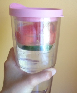 Cucumber Watermelon Water