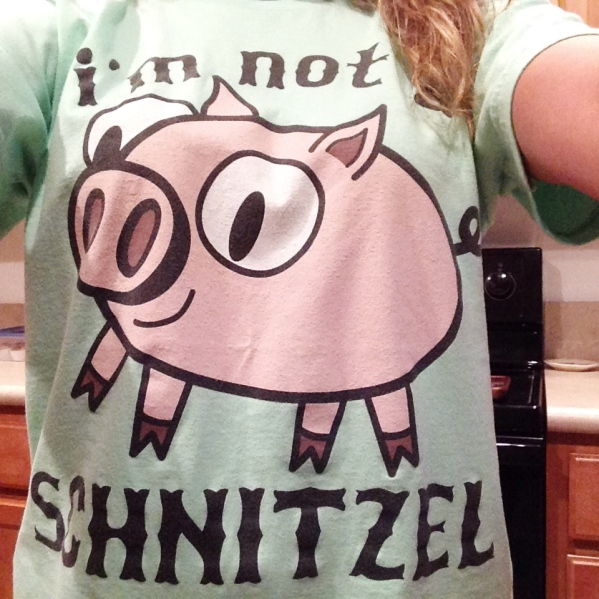 Not A schnitzel